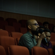 Q&A with Abhishek Jani. Photo credit: Beheld
