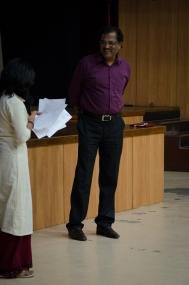 Prof V. Shivalingam. Photo credit: Beheld
