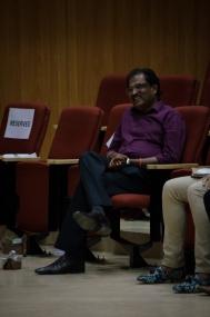 Prof V. Shivalingam Photo credit: Beheld